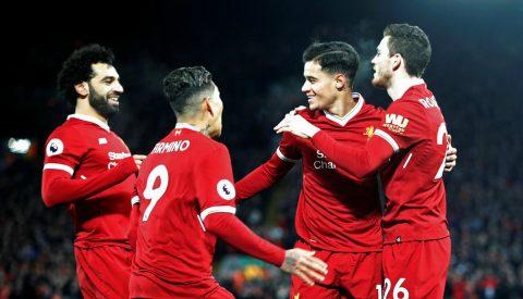 Vùi dập Thiên nga đen, Liverpool trở lại top 4