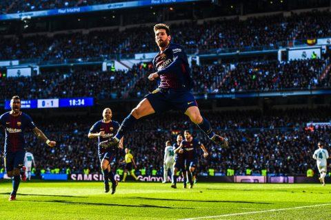 Ngoài Man City và Barca, vẫn còn 5 đội đang bất bại ở châu Âu