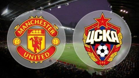 Nhận định bóng đá Man United vs CSKA Moskva, 2h45 ngày 6/12: Giữ vững ngôi đầu