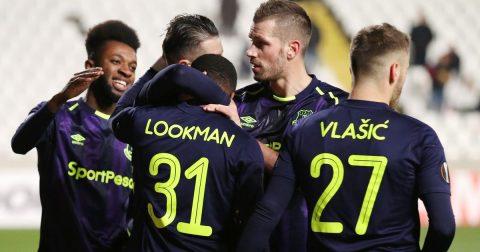 Bilbao và Marseille đoạt vé, Everton chia tay Europa League ấn tượng