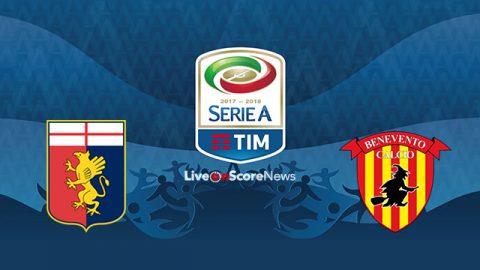 Nhận định Genoa vs Benevento, 21h00 ngày 23/12: Thất bại thứ 17