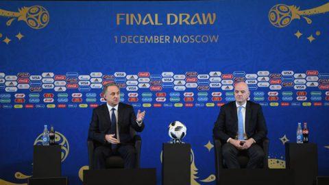 FIFA chữa cháy sau vụ Nga bị cấm dự Olympic mùa đông