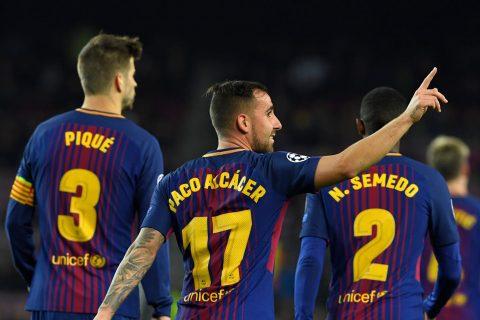 Điểm tin chiều 06/12: Barca lập kỉ lục Champions League; Theo Walcott đắt hàng