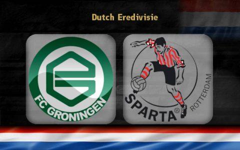 Nhận định Groningen vs Sparta Rotterdam, 18h30 ngày 24/12: Không còn đường lui