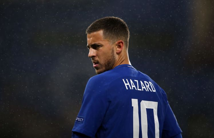 Hazard từ chối gia hạn vì… Real
