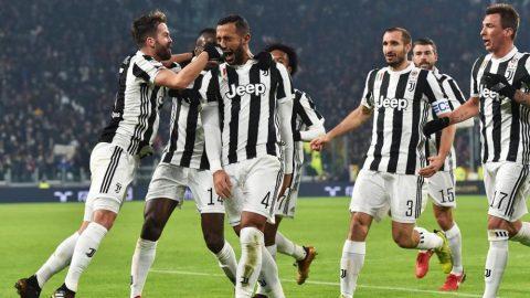 Juventus giành trọn 3 điểm nhờ người cũ của Roma