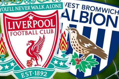 Nhận định Liverpool vs West Brom, 03h00 ngày 14/12: Pháo đài kiên cố
