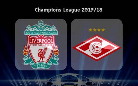 Nhận định Liverpool vs Spartak Moscow, 02h45 ngày 7/12: Nhẹ nhàng lấy vé