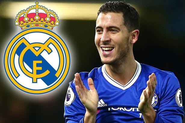 Từ chối gia hạn với Chelsea, Hazard muốn đến Real?