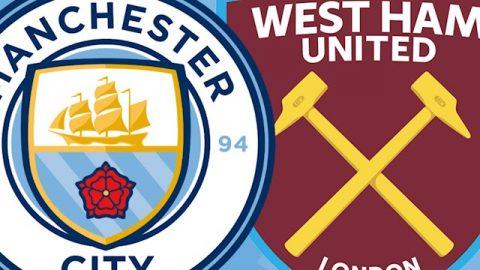 Nhận định Man City vs West Ham, 23h00 ngày 3/12: Tiến gần kỉ lục