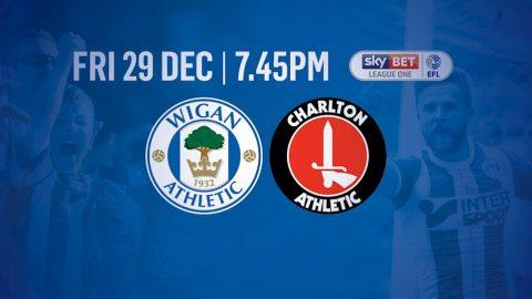 Nhận định Wigan Athletic vs Charlton Athletic, 02h45 ngày 30/12: Chủ nhà thị uy