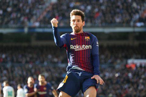 Tiết lộ: Messi dành hơn 83% thời gian đi bộ ở El Clasico