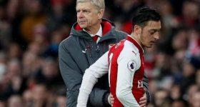 Arsenal thất bại trong nỗ lực cuối cùng níu kéo Ozil ở lại