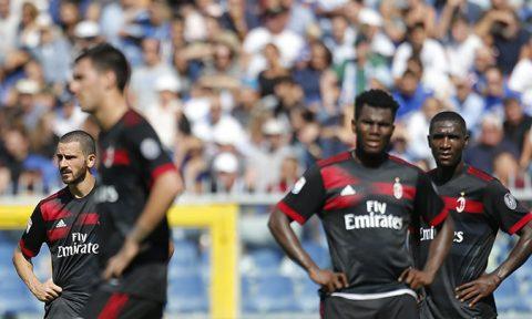 Thua sốc Rijeka, Milan dưới thời Gattuso vẫn chưa biết mùi chiến thắng