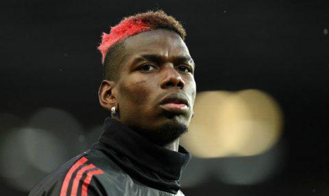 Paul Pogba và những sự vắng mặt đáng tiếc tại derby Manchester