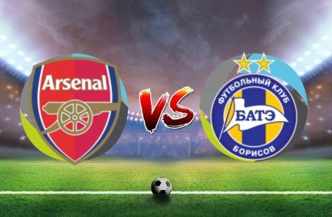 Nhận định bóng đá Arsenal vs BATE Borisov, 3h05 ngày 8/12: Trút cơn giận dữ