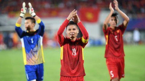 Nhìn lại những sự kiện nổi bật của bóng đá Việt Nam trong năm 2017