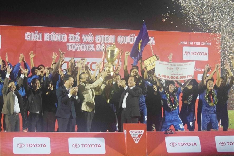 Quảng Nam không được đá AFC vì… thiếu chuyên nghiệp