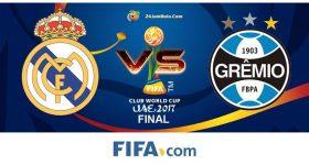 Nhận định Real Madrid vs Gremio, 00h00 ngày 17/12: Không dễ lấy cúp