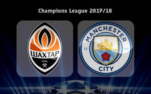 Nhận định Shakhtar Donetsk vs Man City, 02h45 ngày 07/12: Tập trung cho Derby