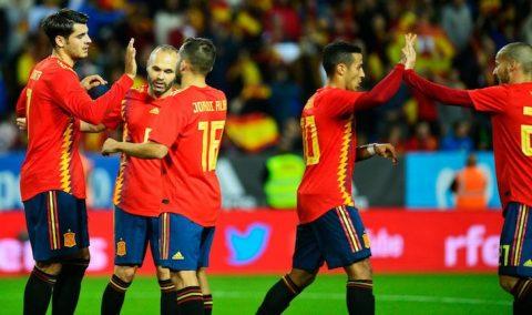 FIFA ra cảnh cáo, Tây Ban Nha có thể bị cấm dự World Cup 2018