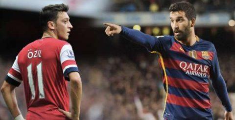 """Tin chuyển nhượng 1/12: Barca đổi Arda Turan lấy Oezil, Mourinho nhắm """"nhà ảo thuật"""""""