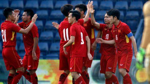 NÓNG: U23 Việt Nam chốt danh sách tham dự VCK U23 châu Á