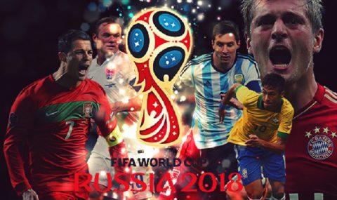 Những cuộc đối đầu không thể bỏ qua ở World Cup sắp tới