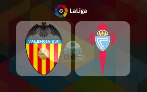 Nhận định Valencia vs Celta Vigo, 02h45 ngày 10/12: Chưa thể trở lại