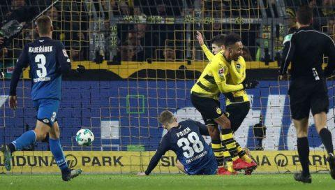 Tiếp tục hồi sinh cùng Stoger, Dortmund chen chân vào Top 3