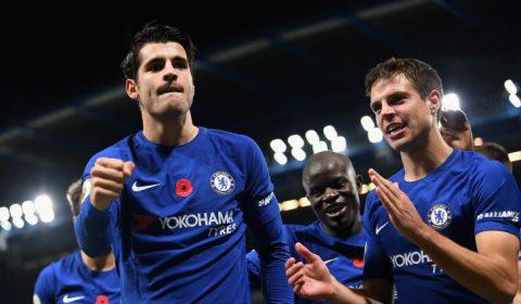 TOP 5 cặp đôi ăn ý nhất Premier League sau lượt đi