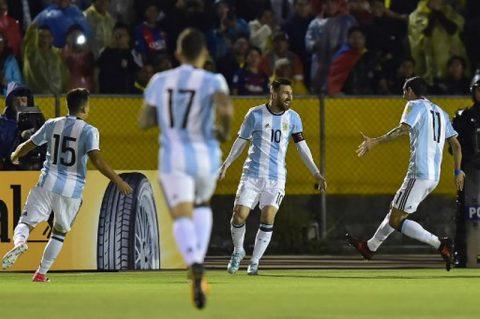 argentina gap bang dau kho