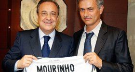 Tiết lộ vụ Mourinho được mời về Real Madrid