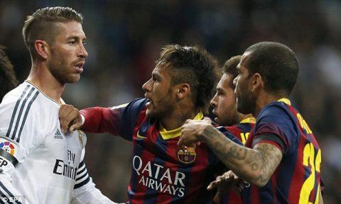 Sergio Ramos: 'El Clasico quan trọng nhất, Real phải thắng trận này'