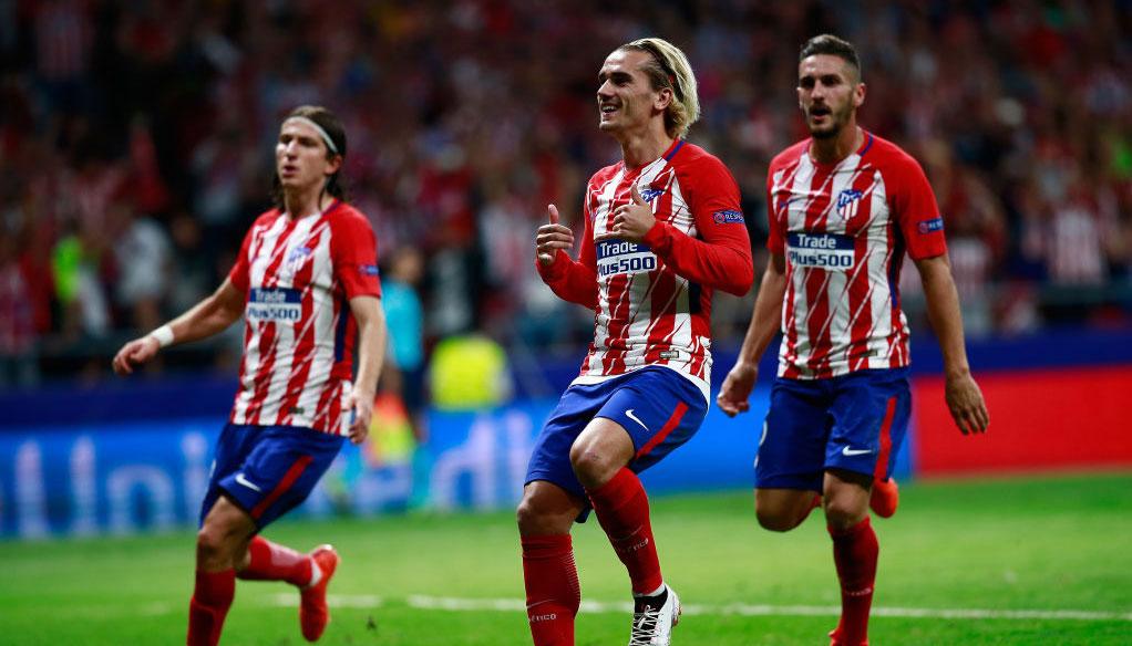 """Xuống Europa League, Atletico Madrid sẽ lại """"làm trùm"""""""