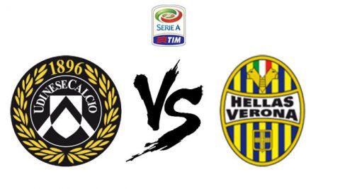 Nhận định Udinese vs Verona, 21h00 ngày 23/12: Khách cứng đầu