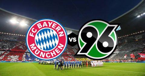 Nhận định Bayern Munich vs Hannover, 21h30 ngày 2/12: Khó thắng tưng bừng