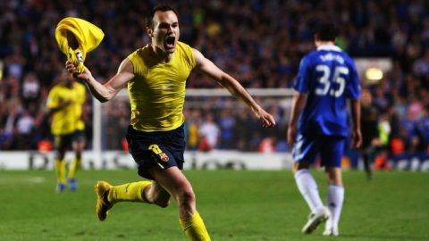 Những cặp đấu kinh điển có thể xuất hiện ở vòng 1/8 Champions League