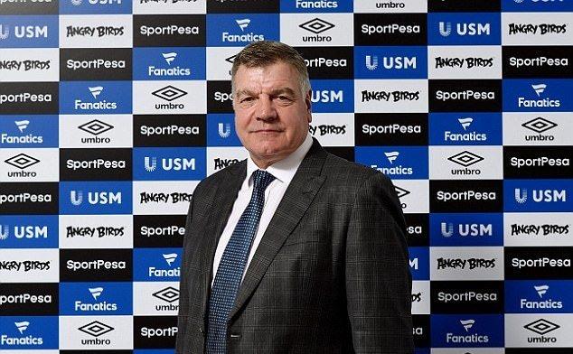 CHÍNH THỨC: Big Sam trở thành tân HLV trưởng của Everton