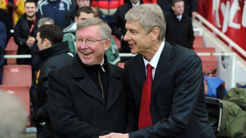 Arsene Wenger CHÍNH THỨC san bằng kỉ lục khủng của Sir Alex
