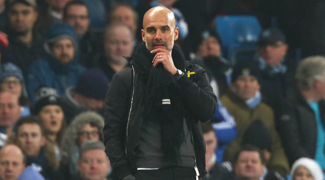 """Man City """"bất bại"""" Pep Guardiola nói gì?"""