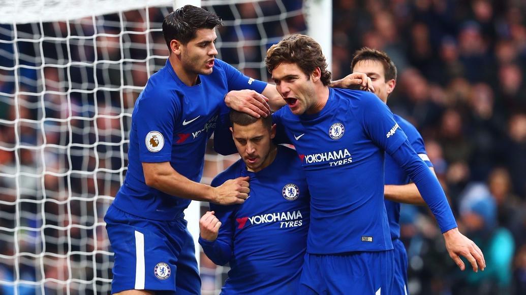 Không bất ngờ, Chelsea tiễn Atletico rời Champions League