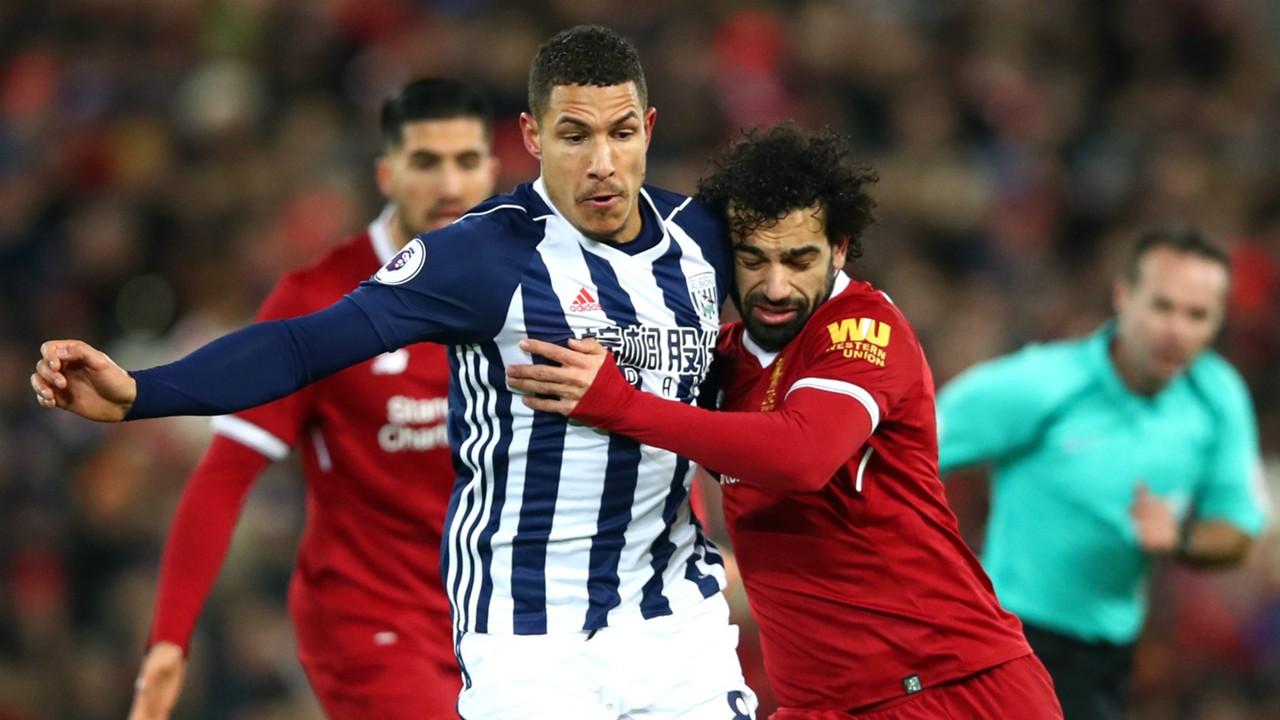 Salah tịt ngòi, Liverpool chia điểm thất vọng trước West Brom