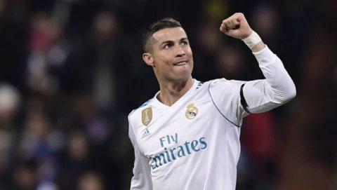 Ronaldo lại được xướng tên ở một giải thưởng cao quý của năm 2017
