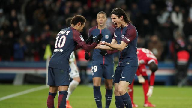 Trước vòng 16 Ligue 1: Tiếp tục màn hủy diệt