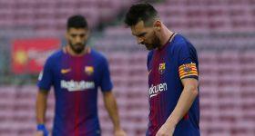 Nhìn lại 5 dấu ấn đen tối của Barcelona trong năm 2017