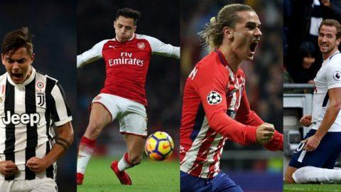 MU nhắm những chân sút đẳng cấp nào để thay Lukaku và Ibrahimovic?