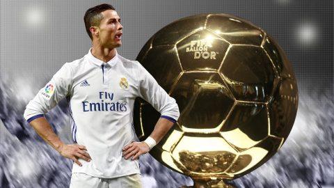 Đêm nay trao giải Quả bóng vàng: Không ai xứng đáng hơn Ronaldo