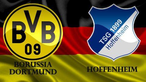 Nhận định Dortmund vs Hoffenheim, 00h30 ngày 17/12: Cửa trên đáng ngờ