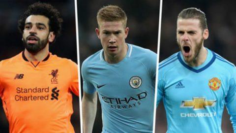 Những cái tên xuất sắc nhất và thất vọng nhất lượt đi Premier League 2017/18